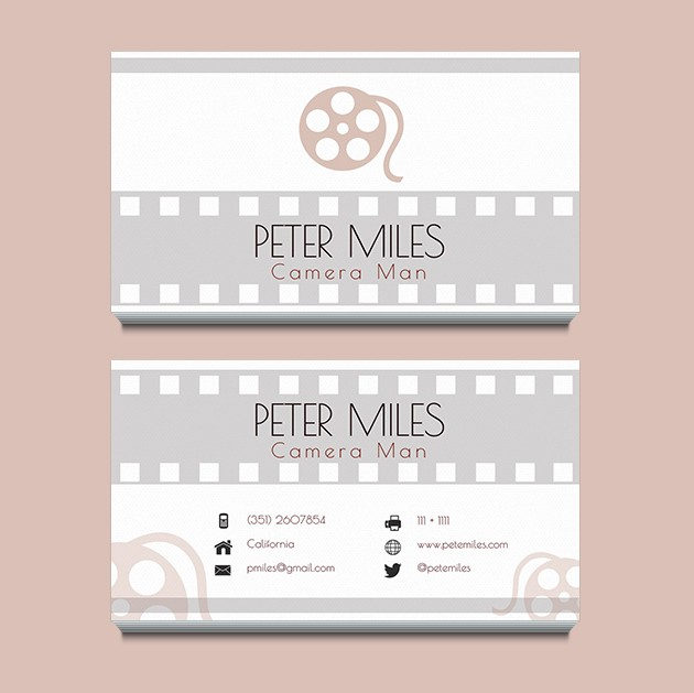Filmmaker business card filmmaker business card 159previewzoom500 159 1 159 2 159 3 colourmoves